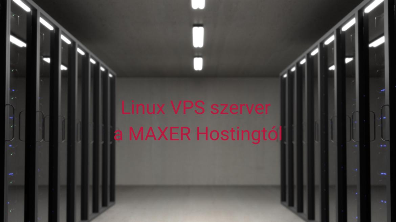 linux vps szerver